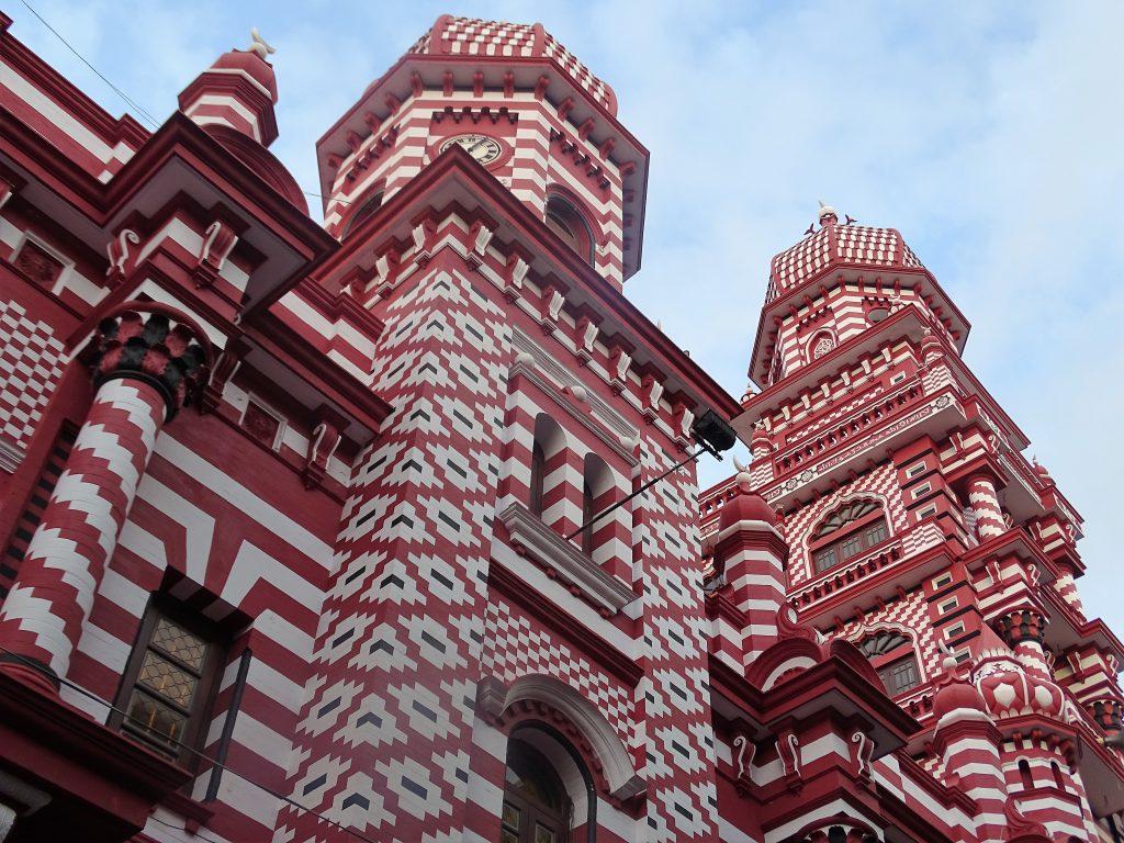 Sri Lanka op reis, moskee