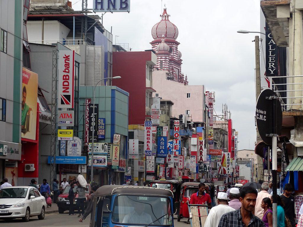 Sri Lanka op reis, Pettah