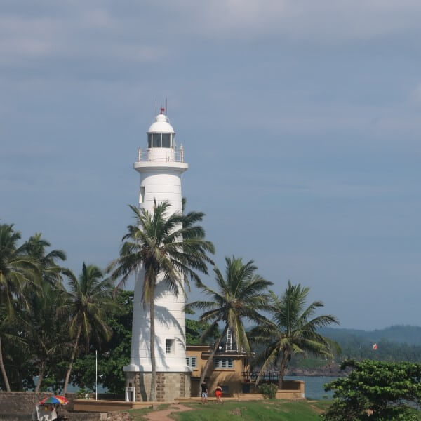 Vuurtoren Galle Sri Lanka