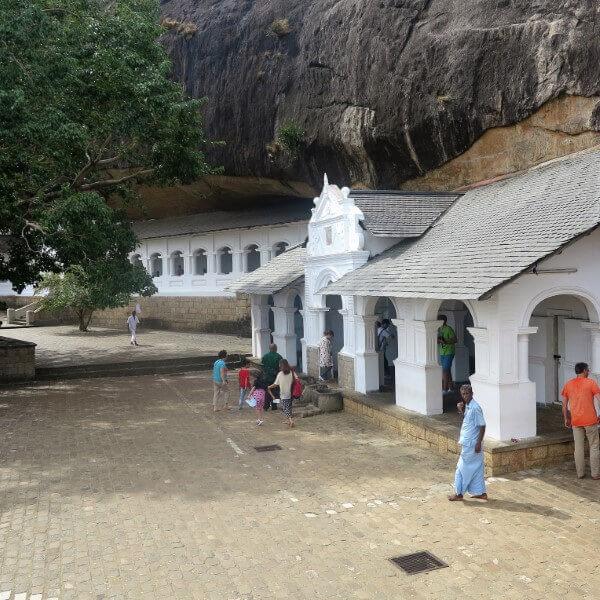 Sigiriya sri lanka dambulla cave temple sri lanka